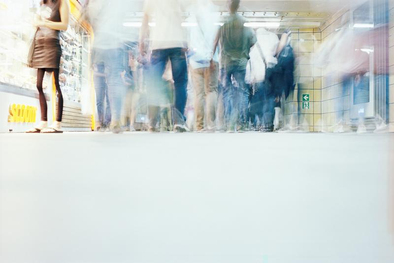 In Bewegung – Langzeitbelichtung in der Streetphotographie