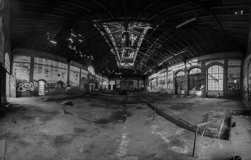 Beelitz – Die Fleischerei und das Kesselhaus